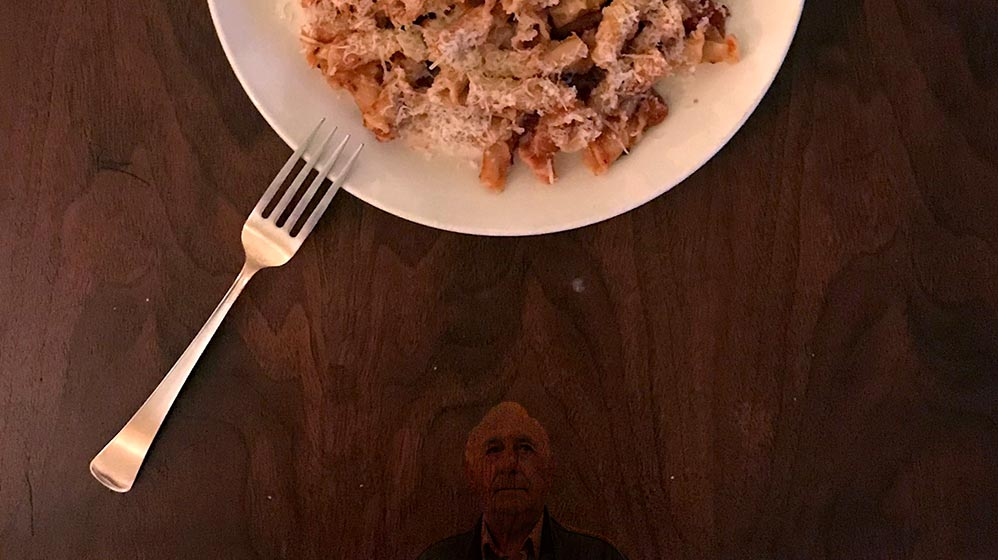 A day for Raymond Federman, and Noodles