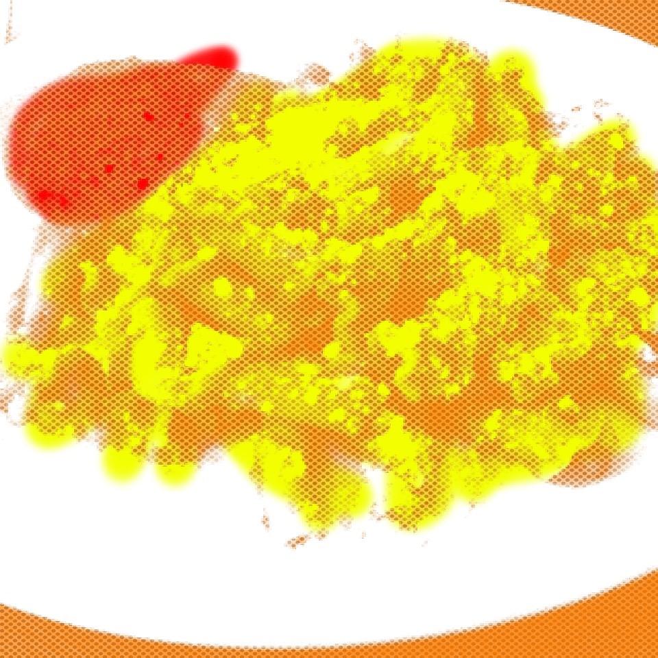 Noodles a la Warhol